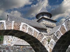 Uros Petrovic - The Uvac Monastery (Uros Petrovic) Tags: uros river serbia canyon monastery rivers soe petrovic srbija monasteries manastir zlatibor kanjon zlatar theworldthroughmyeyes mywinners uvac stublo uvca