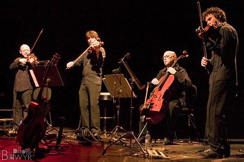 Noa + Solis Quartet
