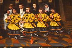 ca. 1499 - 'knight Wauthier Vander Noot (+1499) and family (copy of an original)', Sint-Servaaskerk, Wemmel, province of Flemish Brabant, Belgium (roelipilami) Tags: church saint st painting kirche sint schilderij peinture van der glise brabant wouter 1499 vander servais servaas gemlde noot servatius wemmel 1469 wauthier servaaskerk servatiuskerk wautier memorieschilderij