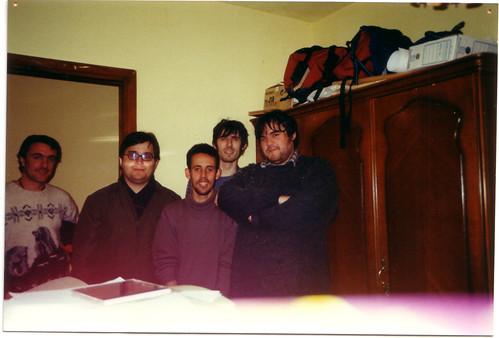 Piso de Arabial, año 1999 o 2000