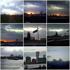 KRIMPEN AAN DEN IJSSEL (Anne-Miek Bibbe) Tags: sunset sky water zonsondergang fdsflickrtoys lucht ijssel krimpenerwaard krimpenaandenijssel krimpen