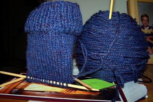 new sock!