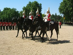 Trooping the colour 2006 4 (Weeping-Willow Photography) Tags: london guards britisharmy lifeguards ceremonial householdcavalry coldstreamcuards