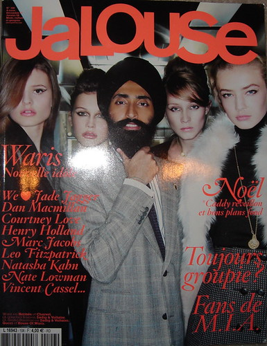 Jalouse Dec/Jan 2008