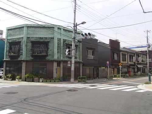 12日本堤の看板建築