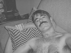 me very relaxed (exoticboye) Tags: hairy man men me paul very chest moustache relaxed armpits