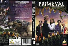 Primeval !st Season Cover.... buy it if you haven't seen it!