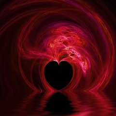 Valentine`s Heart (Heaven`s Gate (John)) Tags: red abstract reflection love topf25 photoshop wow heart creative valentine romance imagination fractal ripples effect breathtaking valentinesday 50faves 10faves bronly johndalkin heavensgatejohn wowiekazowie febuary14 diamondclassphotographer top20red onlythebestare betterthangood