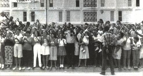 Santiago de Cuba 1993