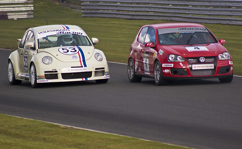 Oulton Park: VW racing