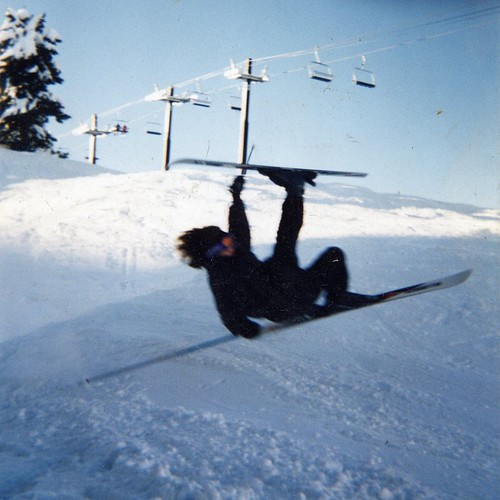 I'm an excellent skier