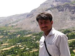 Oh' My Eyes Closed (guythenasir) Tags: pakistan candid nwfp nasir closedeye chitral