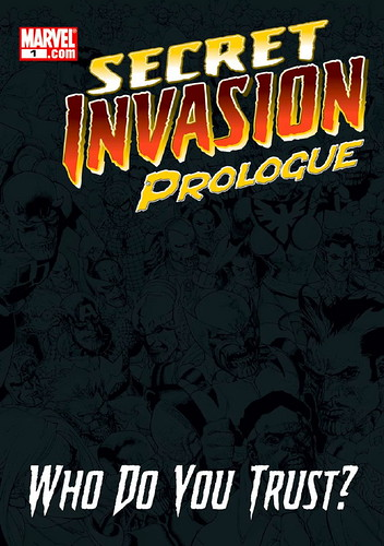 Secret Invasion Prologue