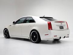 2008 D3 Cadillac CTS 6