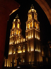 Catedral Campeche (arosadocel) Tags: church centro churches catedral templos nocturna iglesias campeche centrohistórico histórico catholicchurches iglesiasdeméxico ciudadcentral centrohistóricoiberoamericano churchesofmexico