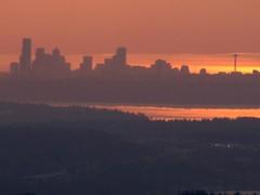 Seattle's rosy glow