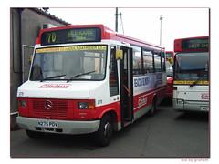 Plymouth Citybus 275 N275PDV