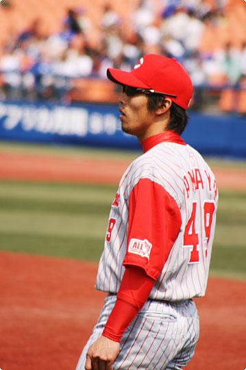 #49 天谷選手