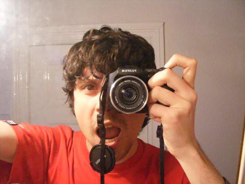 Tengo cámara nueva