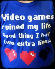 Video Game Addiction: the long road to recovery (Now and Here) Tags: life canon video fb tshirt games powershot explore videogames gamer lives addiction ruined mostviewed view500 view1000 fave5 view250 fave10 a570 a570is nowandhere davidfarrant