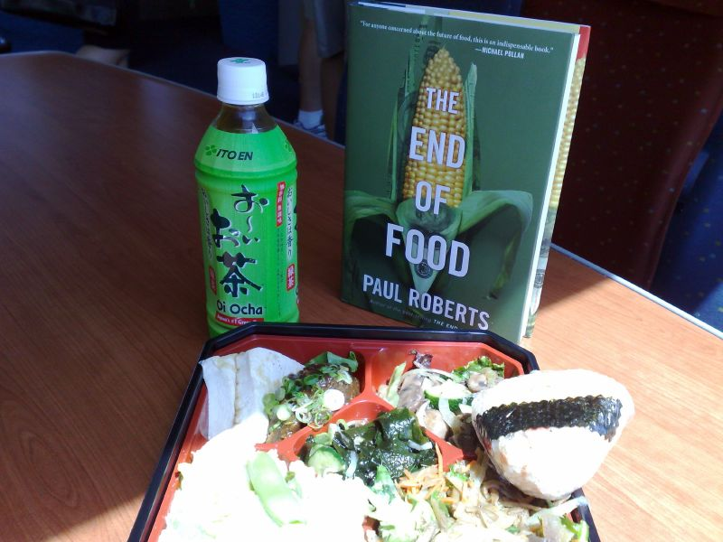 Obento Lunch and Book