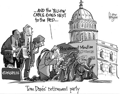 FCW's Feb. 18, 2008 editorial cartoon
