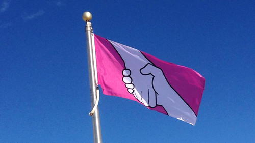 Anti-Bullying Flag