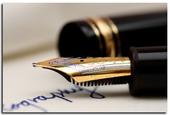 letter writing is a dying art (Linda Cronin) Tags: macro pen ink writing handwriting paper interestingness explore letter fountainpen montblanc canon100mmf28 gamewinner challengeyouwinner mywinners abigfave anawesomeshot blueribbonphotographer 15challengeswinner motifdchallengewinner betterthangood friendlychallenges elitephotographer dragondaggerphoto saariysqualitypictures agcg pregamesweepwinner