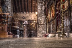 Vlatadon Monastery (dranidis) Tags: light church greek interior olympus greece monastery thessaloniki orthodox hdr 43 dimitris salonica thessalonika saloniki salonika fourthirds thessalonica lowpov  explored 3exposures vlatadon  e520 mantiuk  olympuse520 gimp26  dranidis dimitrisdranidis qtpfsgui19 vlatades