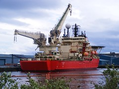 North Sea Servicer