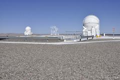 VLT Paranal, ATs Telescopes (maria.cirano) Tags: european very large southern observatory telescope eso ats vlt paranal mariacirano valeskacirano