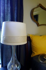 Lamp Gold Ribbon