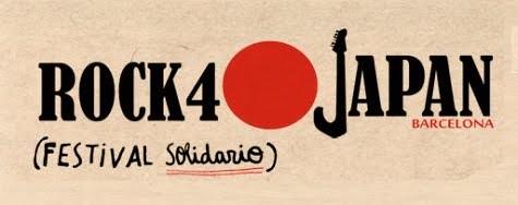 Rock4Japan