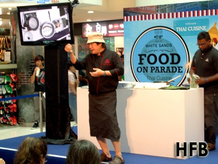 Asia Malls Food on Parade - White Sands Thai Masterclass Demo (3)