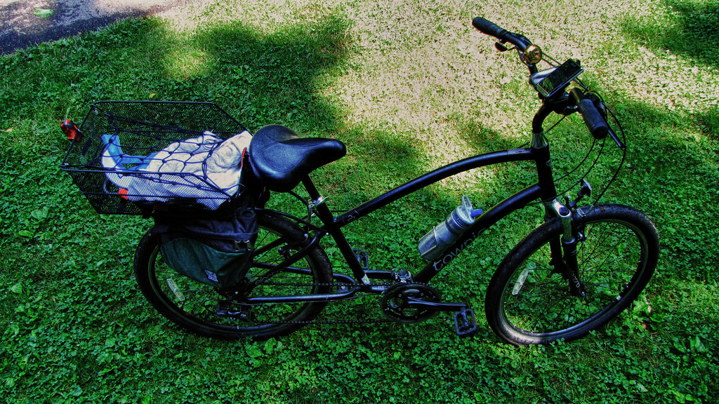 Electra Townie 21D