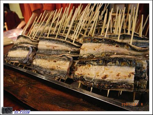 大東屋鰻魚飯 015