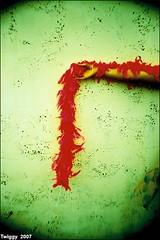 (Twiggy Tu) Tags: green film wall hand wind body fiona taipei rocknroll 2688 photographyexhibition flappergirl p1f1 aplusphoto shesmybestmodel  ilovepeachcolor