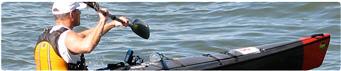 kayak - wide photo