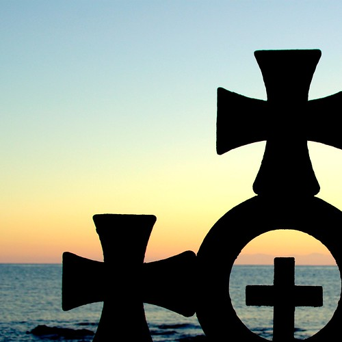 Cross, Mt Athos 2007
