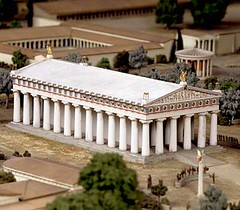 Temple of Zeus (Wonders _) Tags: greece zeus olympia sevenwonders ancientgreece ancientworld classicalantiquity greekculture phidias greekhistory thesevenwondersoftheancientworld lastatuadizeusadolimpia statueofzeusatolympia sevenwondersancientworld