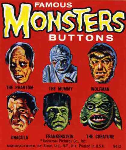 famous monsters chapas