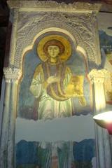 glise Saint Pantleimon  Nerezi prs de Skopje (Orthodoxie.com) Tags: icons religion icon chruch orthodox orthodoxe glise fresco icone orthodoxy byzance macdoine rligion glises orthodoxie monsastre fresques orthodoxes icne iconogrpahie orthdoxes
