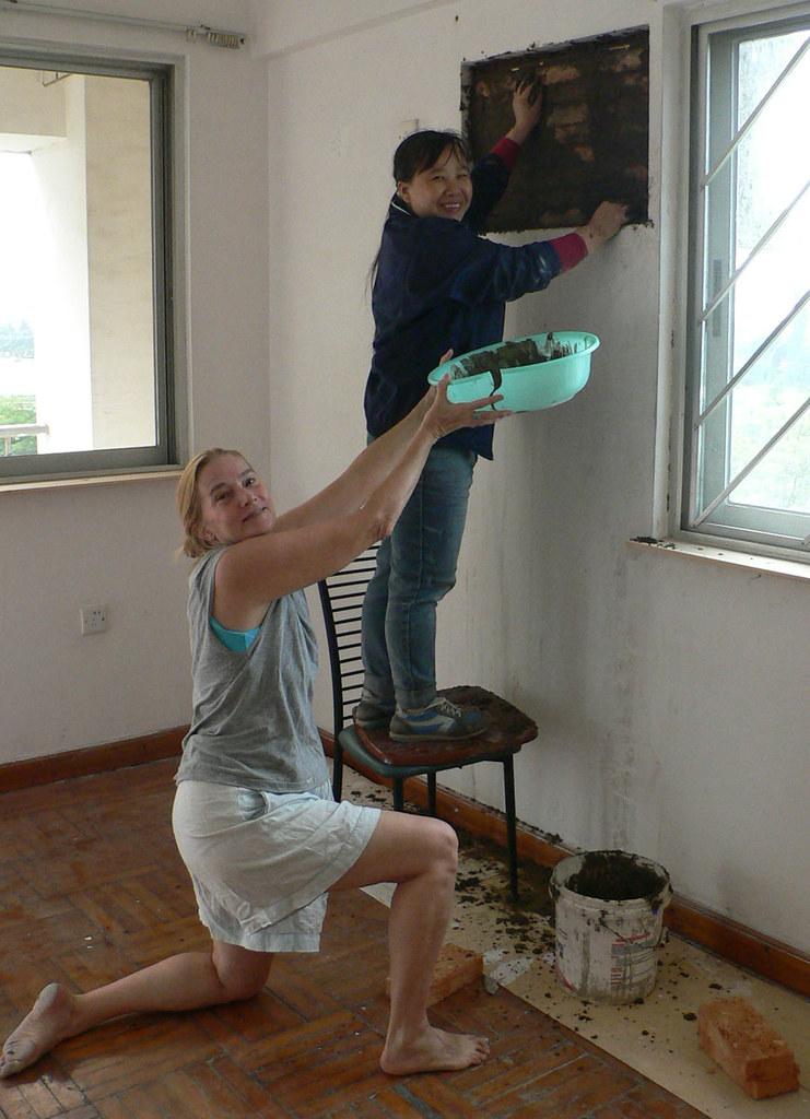Women At Work !