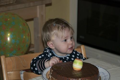 Maud 1 jaar