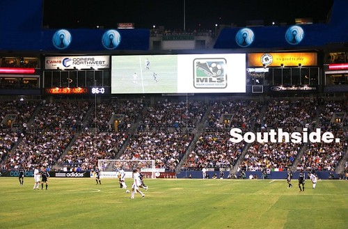 Qwest Field: Southside image for The Offside Rules