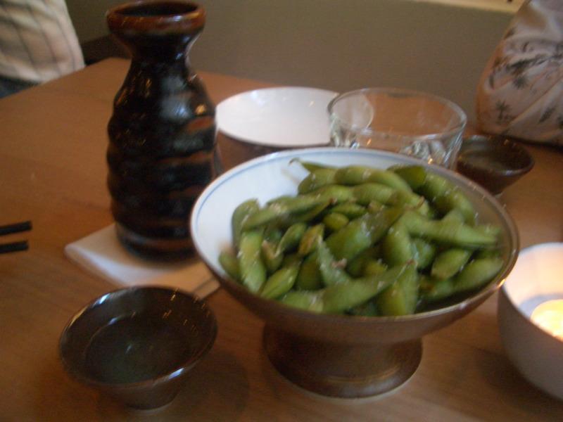 Beans at Hako