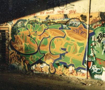 Bich graffiti