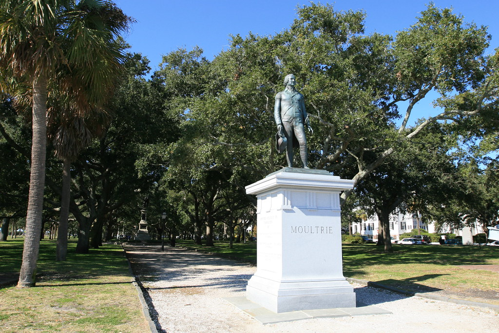 Moultrie Monument