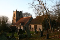 Beoley, St Leonards, Worcestershire (Tudor Barlow) Tags: winter england churches worcestershire parishchurch tamron1750 beoley grade1listedbuilding