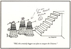 Dalek Cartoon